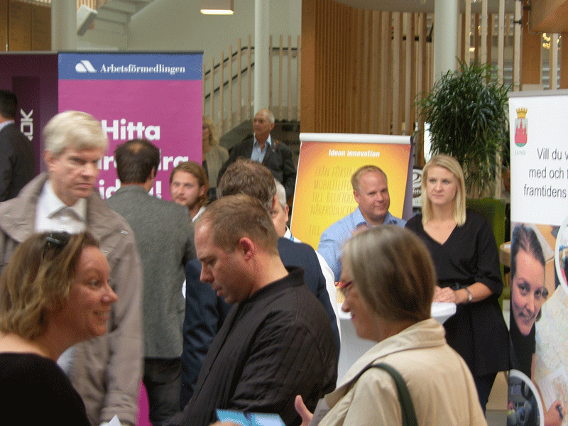 Looking for a new challenge? Join us at the ICT Job Fair