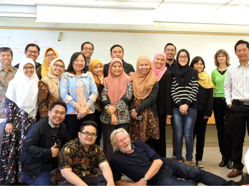 Indonesian Delegation October 2016