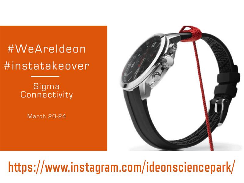 Sigma Connectivity takes over our Instagram #WeAreIdeon