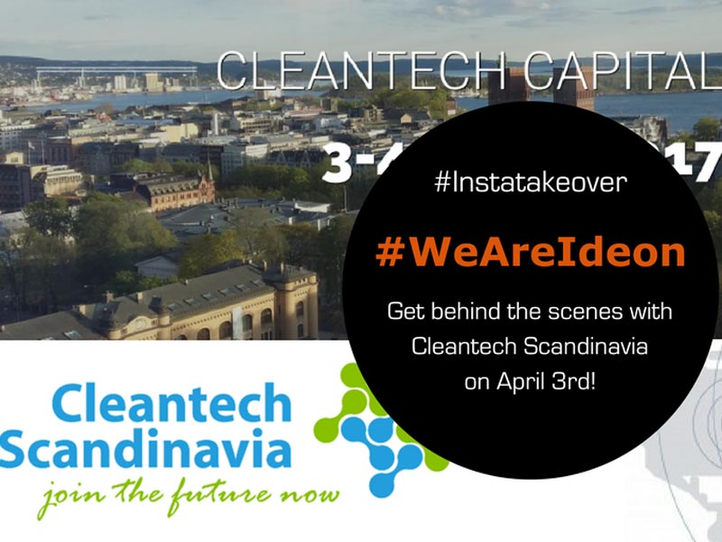 Cleantech Scandinavia invites you behind the scenes
