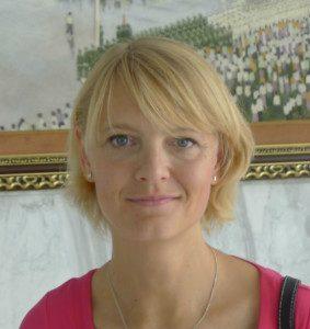 Kristina Sandklef