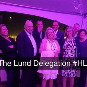 Lund Delegation HLF