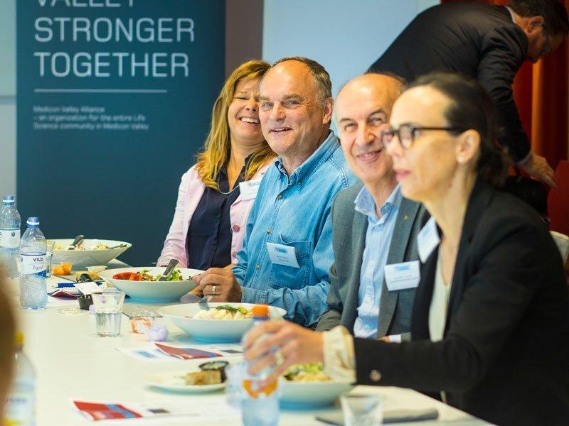 Nytt svensk-danskt nätverk för medtech-industrin i Öresundsregionen