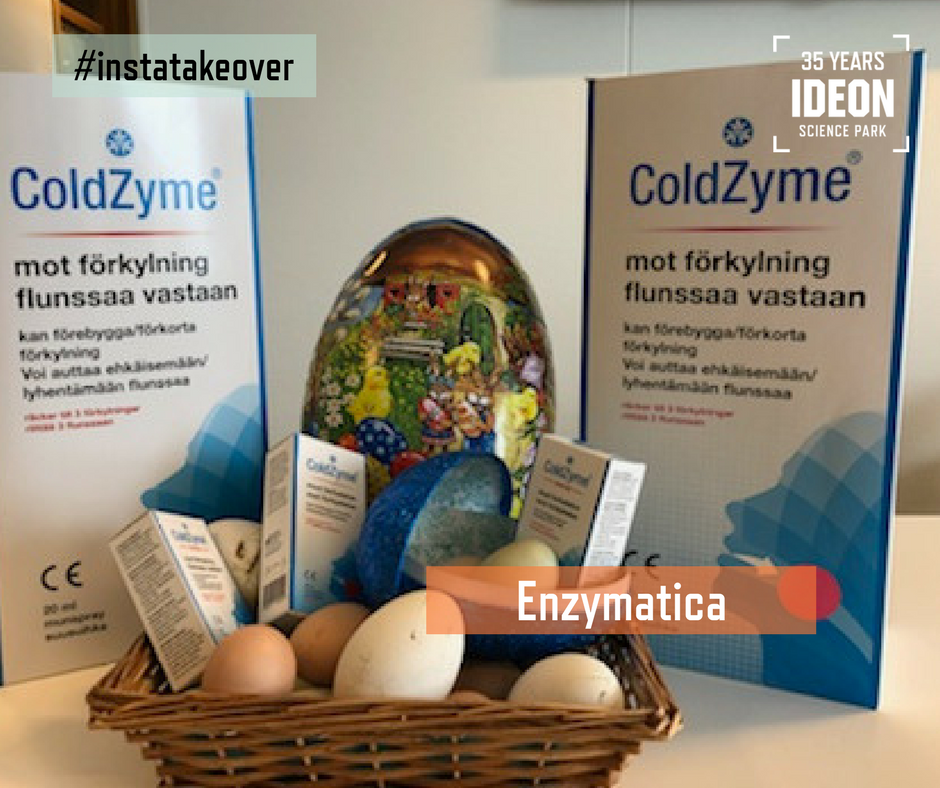 It started as a skin cream and is now fighting common colds everywhere – meet Enzymatica