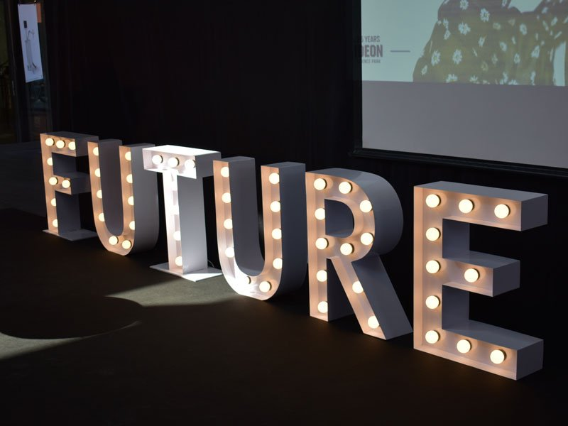 You can not survive tomorrow if you don't have partnerships – Visioning the future