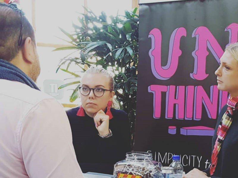 Arbetsgivarna köar till IT-mässan i Lund