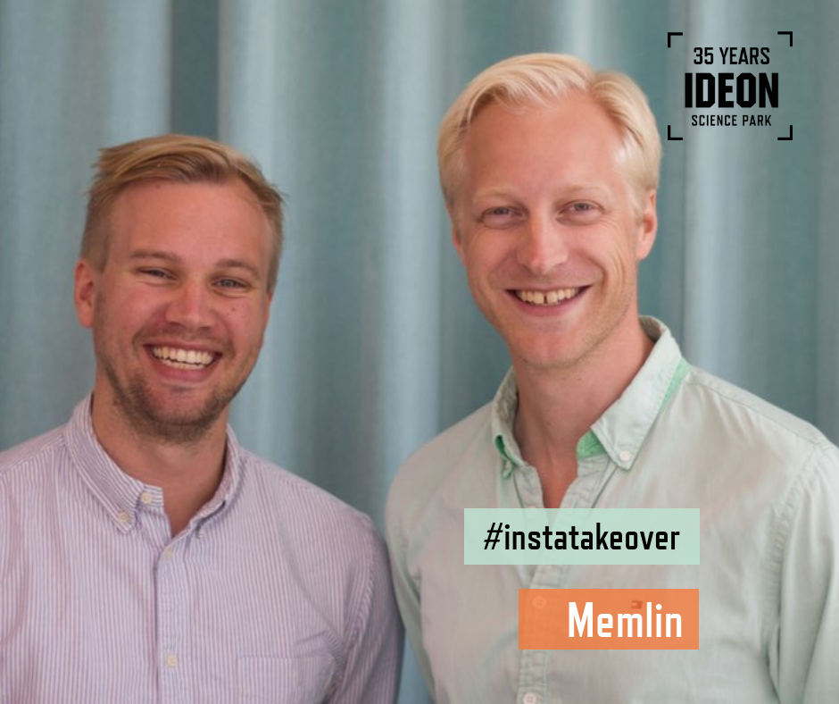 Follow Memlin behind the scenes on Instagram takeover