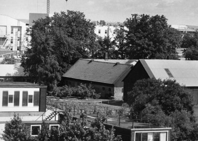 Farmland becomes Science Park in 1984