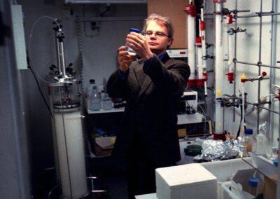 Kurt Nilsson, Glycorex, 2000