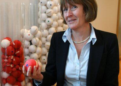 Yvonne Mårtensson, Cellavision, 2008