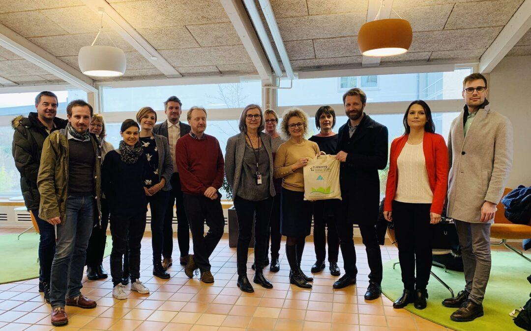 Interreg project Slovenia & Austria