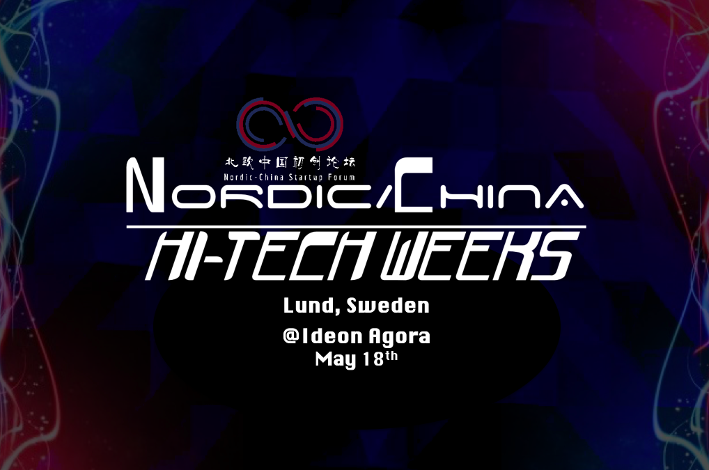 Nordic-China Hi-Tech Weeks 2019 Lund