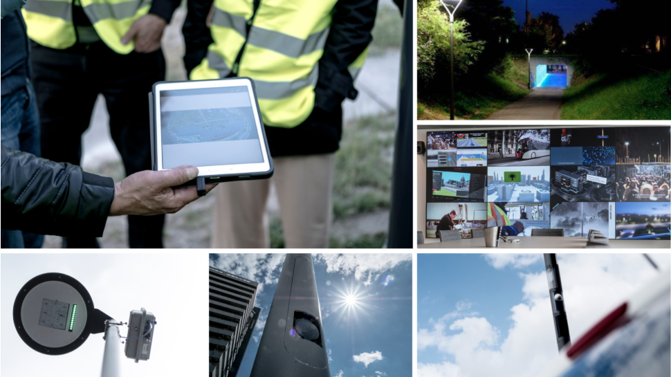 Fieldtrip/ study visit to Copenhagen and Roskilde – Outdoor lighting