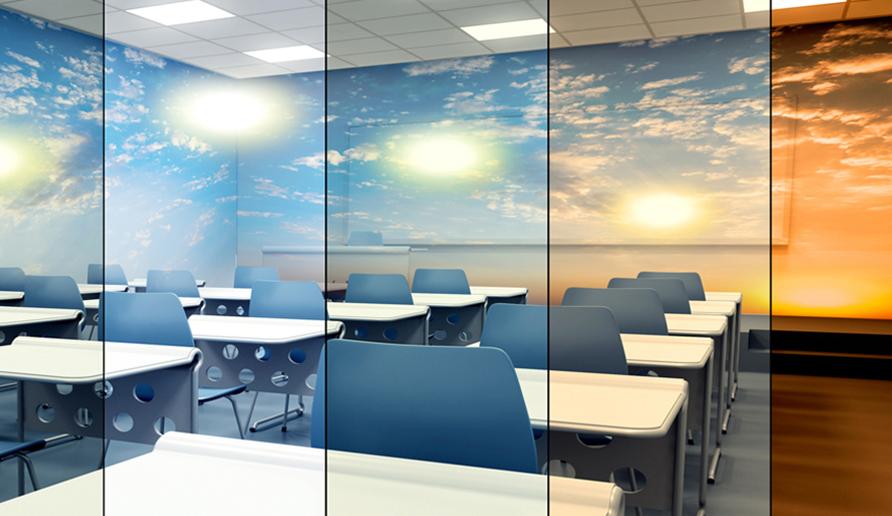 Free seminar on light quality in schools