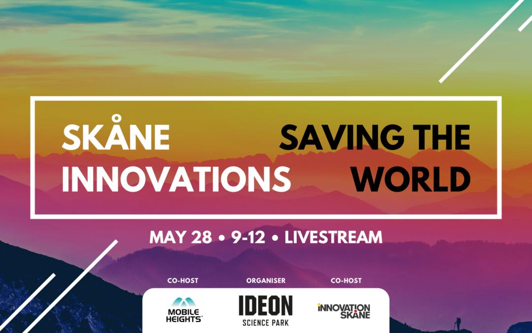 Skåne Innovations Saving the World