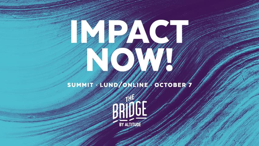 THE BRIDGE SUMMIT 2020: IMPACT NOW!