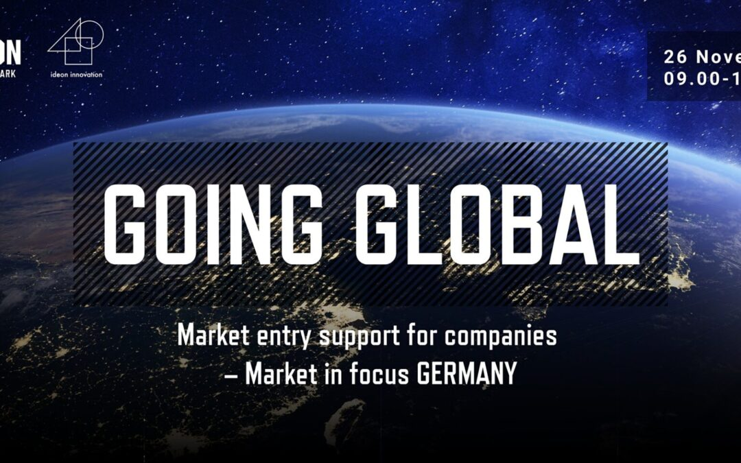 Going Global – Germany Session