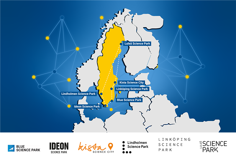 SWEDEN ICT TAKES OUR ECOSYSTEMS INTO EUROPE