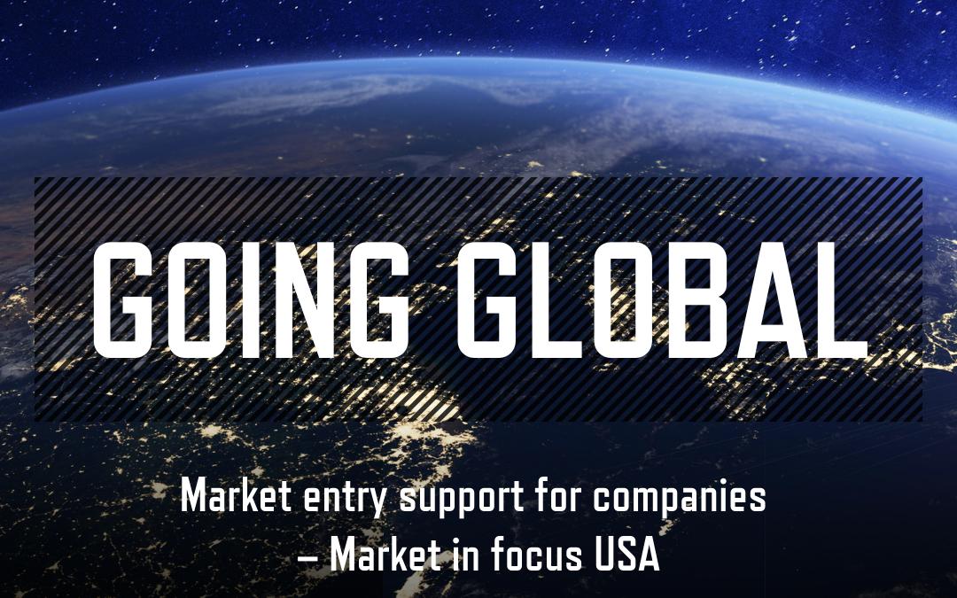 Going Global – USA Session