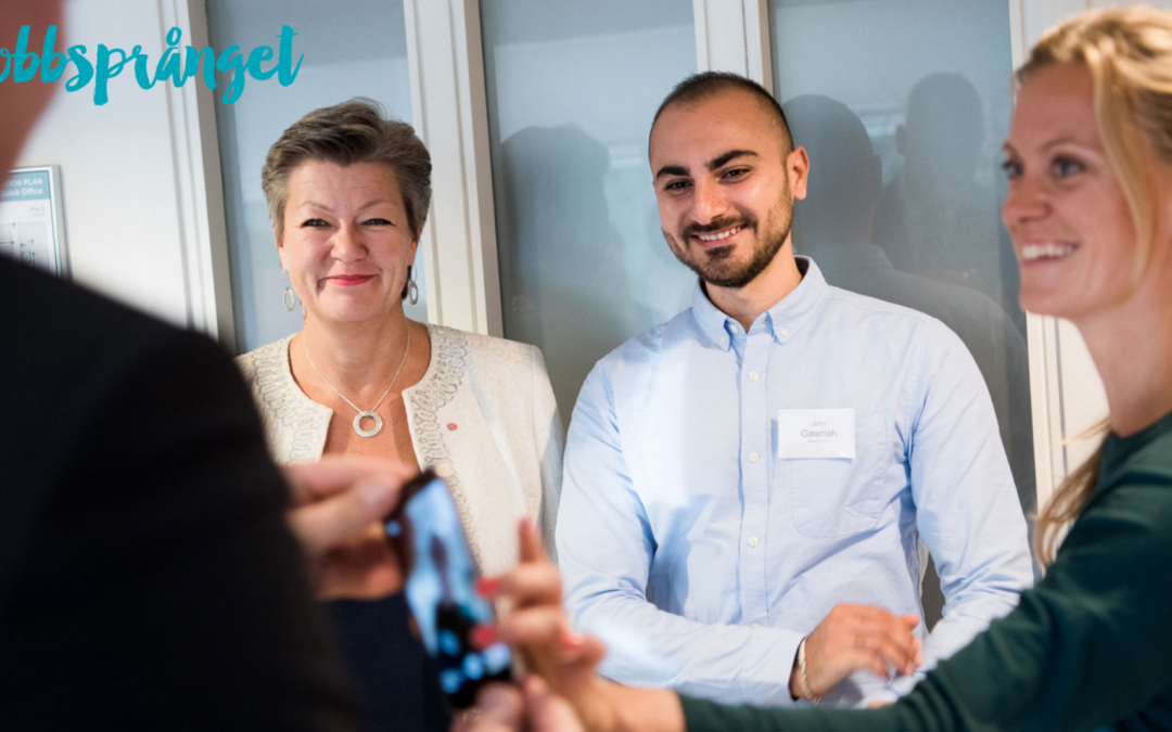 Discover New Talents & Find In-Demand Competence with Jobbsprånget