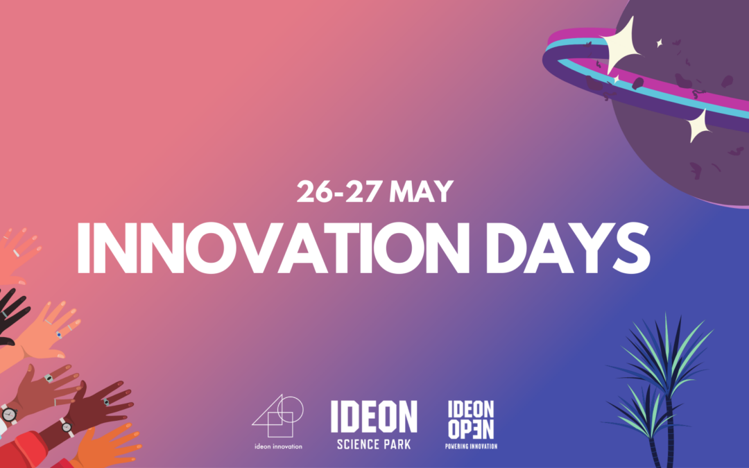 Innovation Days | May 26-27