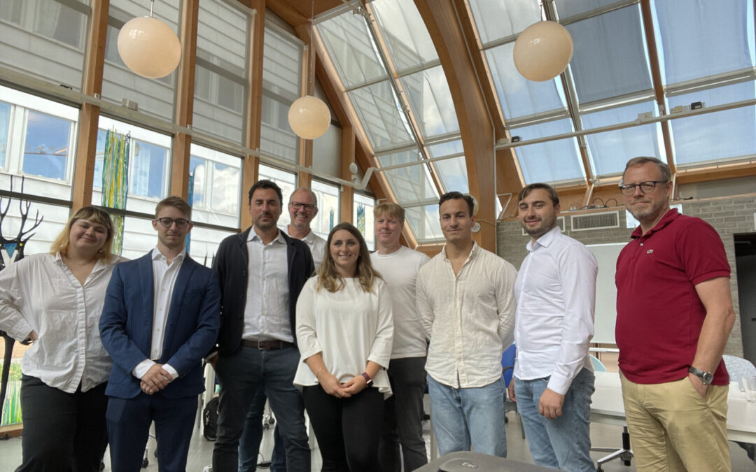 STORViX raises 7 MSEK through Quinary Investment, Giscom AB, Almi Invest and high-profiled private investors