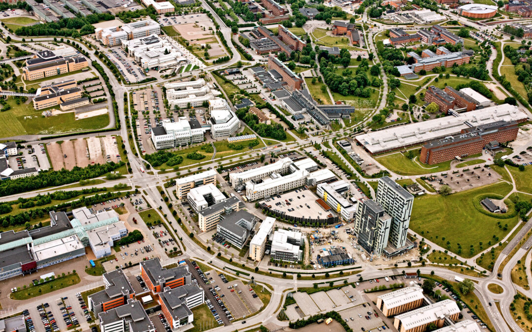 Ideon Science Park Selected as Nordic Scalers 2.0 Community Building Partner
