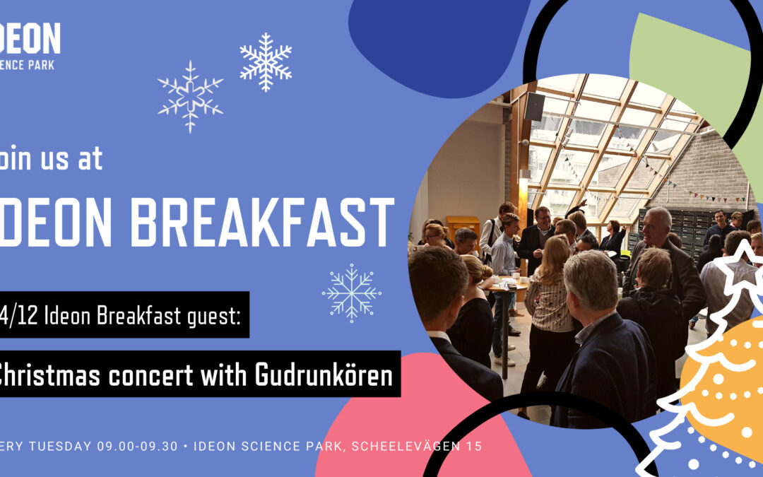 Ideon Breakfast with Gudrunkören