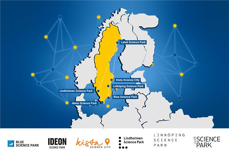 SWEDEN ICT TAR VÅRA EKOSYSTEM UT I EUROPA